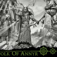 WYLDFOLK OF ANNYR