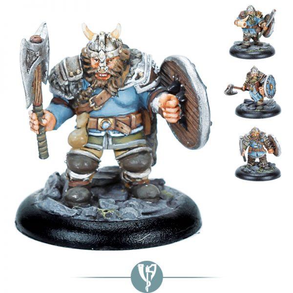 Fjell Warriors Core Unit-0