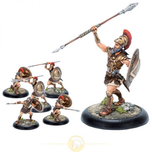 Hoplites Core Unit-0