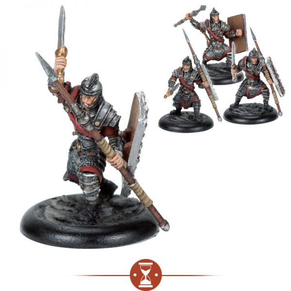 Legionnaires Core Unit-0