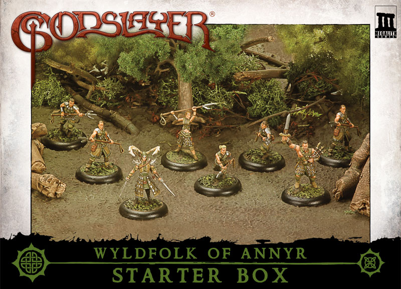 Wyldfolk of Annyr Starter Box