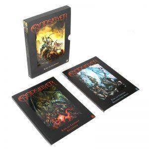 Godslayer Rulebook Box